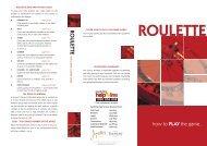 roulette 1 - Feb 11.ai - Treasury Casino & Hotel