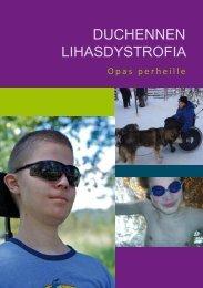Duchennen lihasdystrofia -opas - Treat-NMD