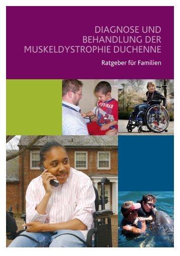 diagnose und behandlung der muskeldystrophie duchenne