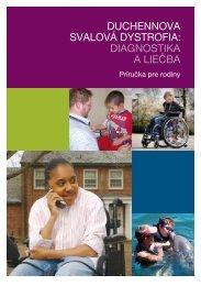 duchennova svalová dystrofia: diagnostika a liečba - Treat-NMD