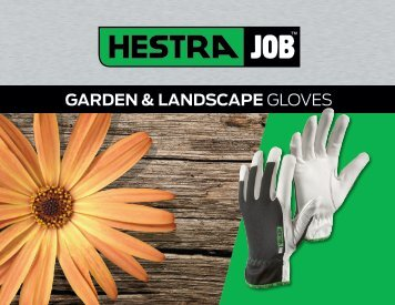 GARDEN & LANDSCAPE GLOVES - Shopatron