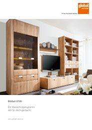 Global 5100 Ein Massivholzprogramm wie für mich ... - Europa Möbel