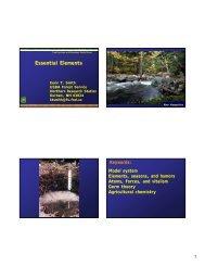Essential Elements - Treebuzz.com