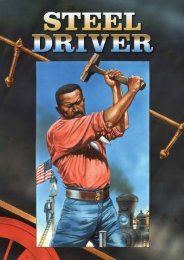 Steel Driver rules - Treefrog Games