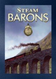 Steam Barons Rules (PDF) - Treefrog Games