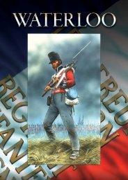 Waterloo rules - Treefrog Games