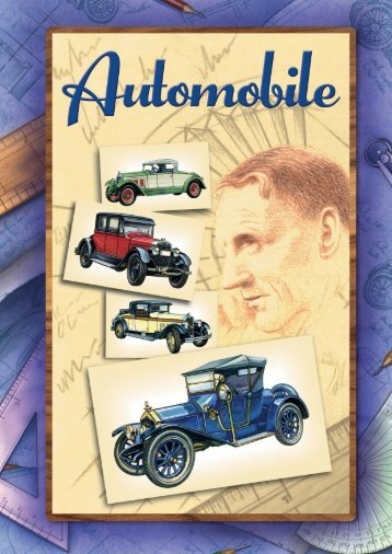 Automobile rules (PDF) - Treefrog Games