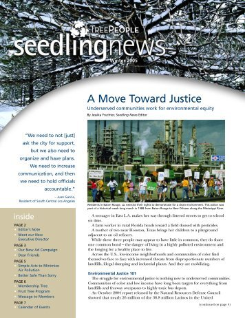Seedling News Winter 2005.qxd - Tree People