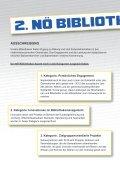 BIBLIOTHEKEN-AWARD - Treffpunkt Bibliothek - Seite 3