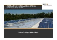 Introduction to Wirsol Solar AG - Texas Renewable Energy ...
