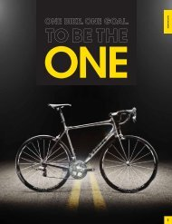 TO BE THE - Trek Bicycle Corporation