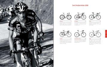 Trek Straßenräder 2008 - Trek Bicycle Corporation