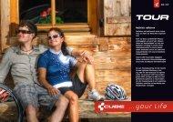 Tour - BikeNet.cz
