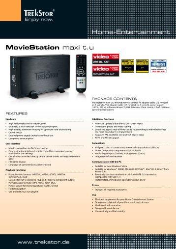 Download [1.0 MB] - TrekStor