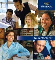 Toimintaohjeet - Trelleborg