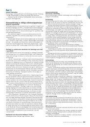 Sammanfattning av viktiga redovisningsprinciper - Trelleborg