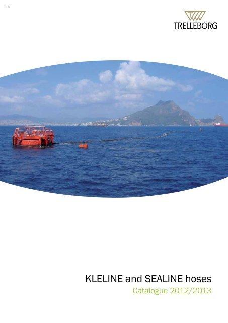 KLELINE and SEALINE hoses catalogue: english - Trelleborg