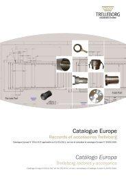 2011 Trelleborg Fittings Catálogo(INGLÉS/ESPAÑOL)