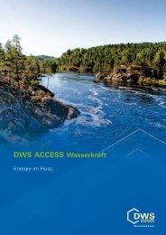 DWS ACCESS Wasserkraft - Trend-Invest.de