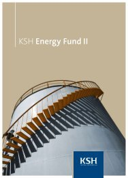 KSH Energy Fund II - Dima24