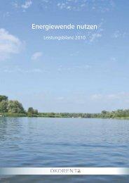 Leistungsbilanz 2010 - Oekorenta Finanz AG Startseite