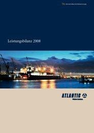 ATLANTIC Leistungsbilanz 2008 - Trend-Invest.de