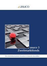asuco 3 Zweitmarktfonds - Prospekt - Fondsvermittlung24.de