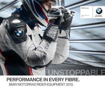BMW Rider Equipment - Balderston Motorcycles