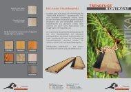 Fassaden Trendfuge - Trendholz