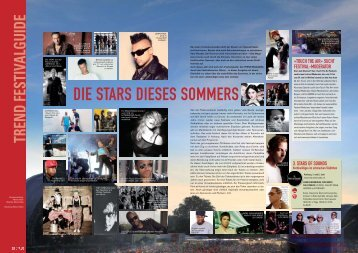 Festivals 05-2012_Special - Trend Magazin
