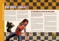 Games Special 12-2012.indd - Trend Magazin