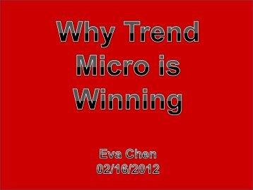 Copyright 2011 Trend Micro Inc.