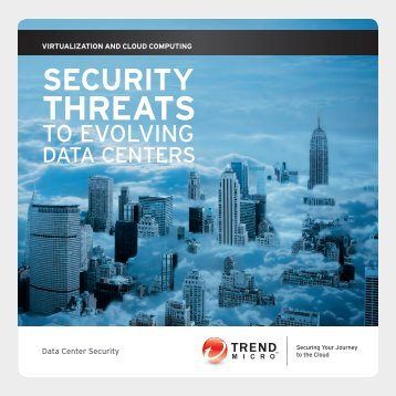 Security threatS - Trend Micro