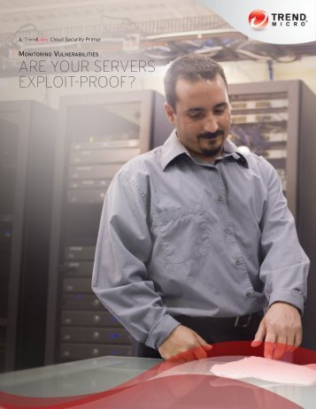 Are Your Servers Exploit-Proof? - Trend Micro