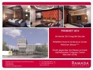 RAMADA Hotel & Conference Center München Messe - TrendSet