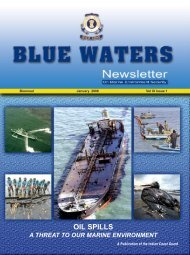 Jan 2008 edition - Indian Coast Guard
