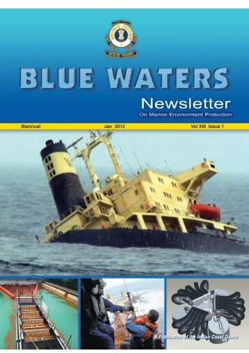 Jan 2012 edition - Indian Coast Guard