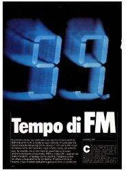 Sintonizzatori Amcron-Crown FM TWO, Audio Pro TPA-150, Grundig ...