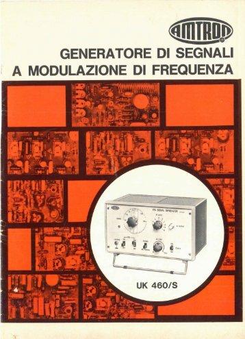 Generatore di segnali a modulazione di frequenza.pdf - Italy