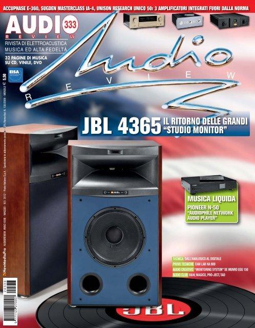 JBL 4365