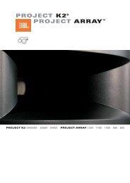 project k2® project array - Sito web personale di Quirino Cieri