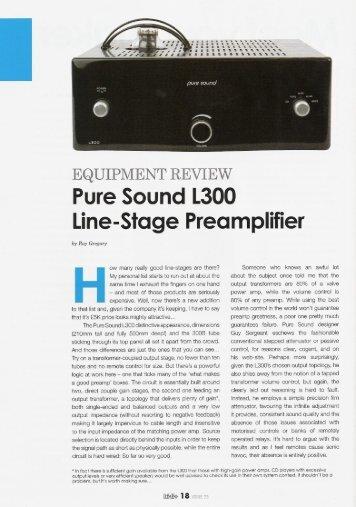 u - New Audio Frontiers