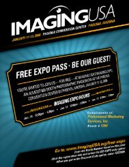 VIP ExPo Pass rEgIstratIon - Professional Marketing Services, Inc.