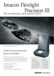 Imacon Flextight Precis ion III