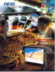 Encad NovaJet Proe Series - Professional Marketing Services, Inc.