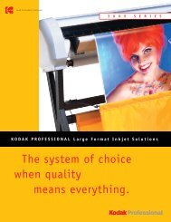 The system of choice when quality means everything. - Professional ...