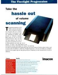 Imacon Flextight Progression - Professional Marketing Services, Inc.