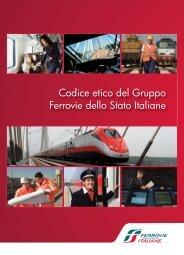 Codice etico del Gruppo Ferrovie dello Stato Italiane - Trenitalia