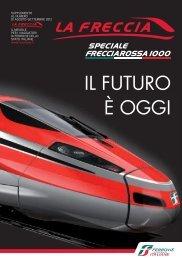 Frecciarossa 1000 - Trenitalia