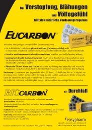 Eucarbon + Biocarbon - Trenka